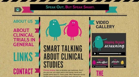 Langland and CISCRP ask clinical trial patients to speak smart | digitalhealth | Scoop.it