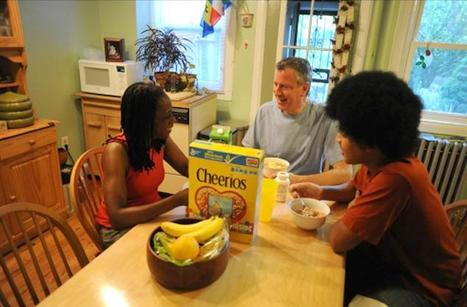 According to Our Hearts: Lessons Lost and Learned from the Cheerios Commercial Controversy   Mixed Race Studies   Mixed Race Family   Scoop.it