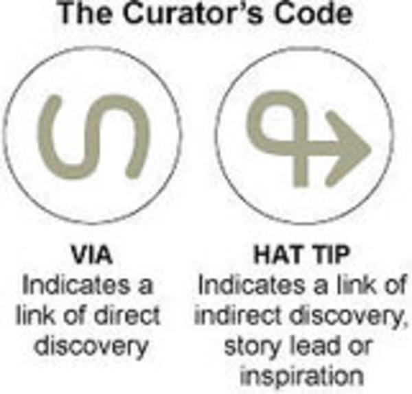 Adoptez le code de la curation pour standardiser l'attribution - MediasSociaux.fr | Curation, Veille et Outils | Scoop.it
