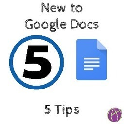 Teacher Tech - 5 Things for Google Docs Noobs @AliceKeeler | ipads  apps and tech | Scoop.it