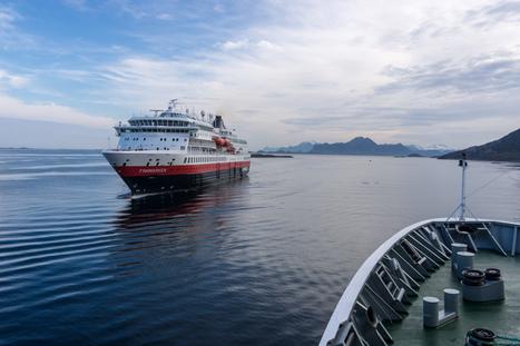 #Hurtigruten #Norvège : A bord de l'express côtier #vidéo sur francetv pluzz | Hurtigruten Arctique Antarctique | Scoop.it
