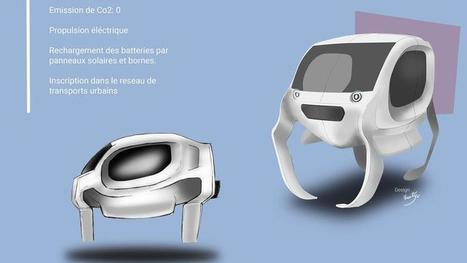 SeaBubbles : Des voitures volantes électriques bientôt sur la Seine à Paris | Les coups de coeur de D'Dline 2020 | Scoop.it