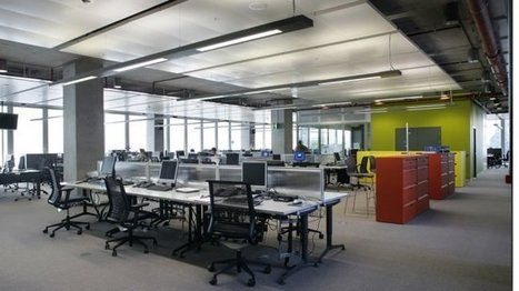 New Study Says Open-Plan Offices Are Bad | SCUP Links | Scoop.it