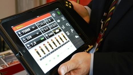 Semoir et tablette tactile - Väderstad intègre l'Isobus et développe une appli mobile pour son Tempo | Chimie verte et agroécologie | Scoop.it