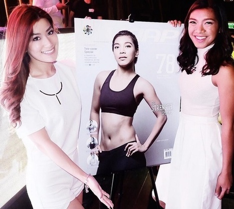 Who to follow: 'Upfront at UAAP' host Janeena Chan | Other Sports | Scoop.it