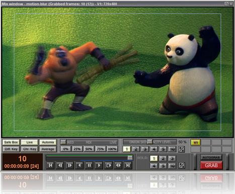 Le stop motion: 6 logiciels gratuits pour démarrer dans l'animation ! | .::Gaouprod::. | enseignement en primaire | Scoop.it