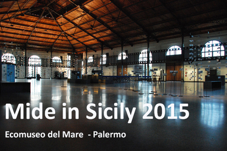 Mide in Sicily 2015: in mostra innovazione e design isolano - Tiscali | Innovazione & Impresa | Scoop.it