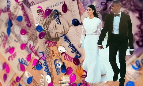 Couples shunning traditional wedding gifts in favour of cold hard CASH | Kickin' Kickers | Scoop.it