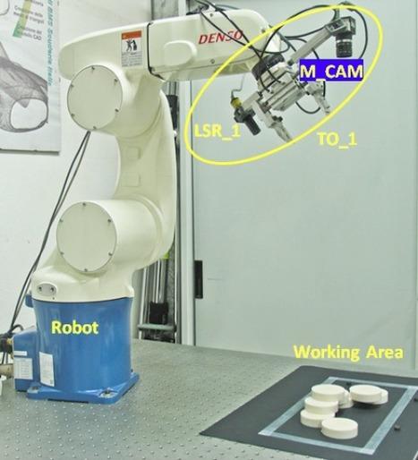 Ottica, visione e robotica, un connubio felice e moderno - Dipartimento ingegneria dell'informazione - Giornale di Brescia | Innovazione & Impresa | Scoop.it