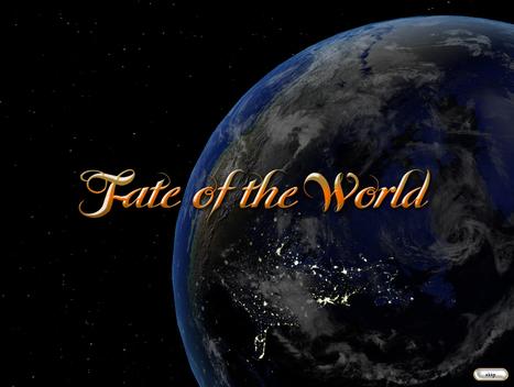 Aprendiendo mediante los serious game: Fate of the World   Juegos serios   Scoop.it