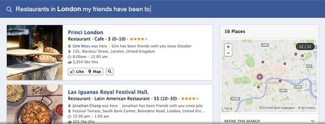 Facebook's Graph Search, 5 Oughta Knows - 'Net Features - Website Magazine | Website Content & Rank Engineering | Scoop.it
