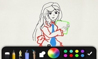 One Touch Draw/sketch & Paint - Applications Android sur Google Play | Android Apps | Scoop.it