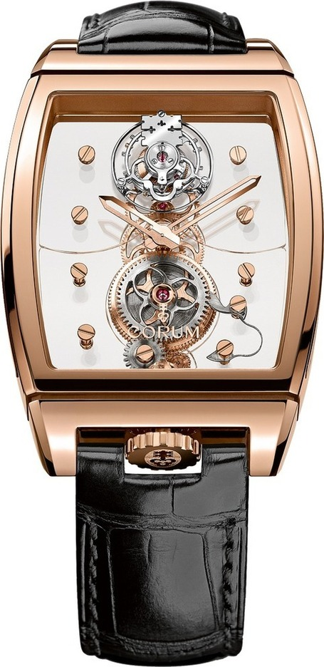 Corum Golden Bridge Tourbillon Panoramique | Montre, Horlogerie,Chronos | Scoop.it