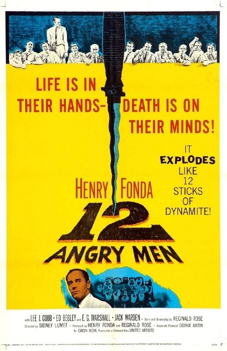 12 Angry Men (Twelve Angry Men) | Scout | Scoop.it