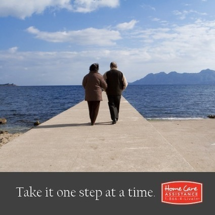 Walk Your Way to a Better Heart Health | Home Care Assistance of West Texas | Scoop.it