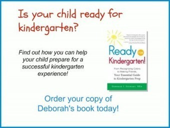 Ready for Kindergarten | Teach Preschool | Scoop.it