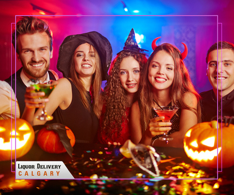 Rev up Your Halloween with On Time Liquor Delivery Services | Know about Food, Wine, Liquor and Beverages | Scoop.it