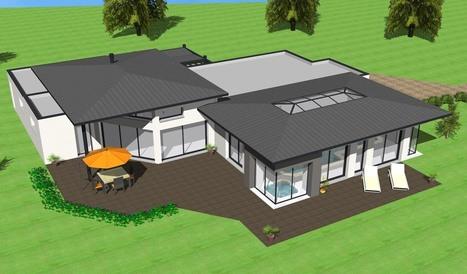 Nos conceptions atypiques - Maisons CMO - | Ma Maison sur Mesure | Scoop.it