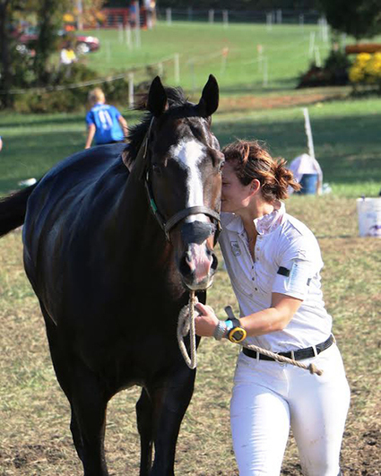 Ex-Racehorse Adoption Blog - $750 T-bred qualifies for Rolex, let's rumble - Equitrekking | Horses and Equine Related Info | Scoop.it