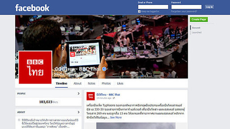 BBC - Blogs - College of Journalism - BBC launches first social media-only news service - for Thailand | MediaEco | Scoop.it