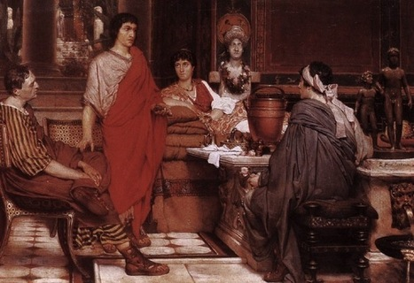 A Latin Poem So Filthy, It Wasn't Translated Until The 20th Century | Strange days indeed... | Scoop.it