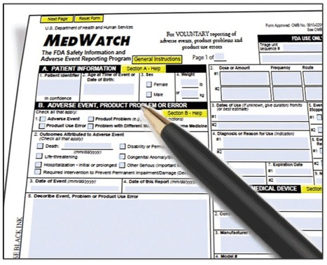 Review of Ophthalmology BETA > Making the Most Of FDA's MedWatch | Teaching | Scoop.it
