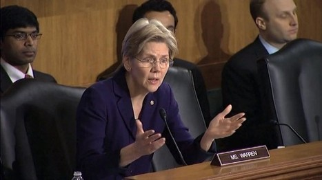 Warren: Drug possession warrants jail time but [HSBC] laundering cartel money doesn't? | Drugs, Society, Human Rights & Justice | Scoop.it