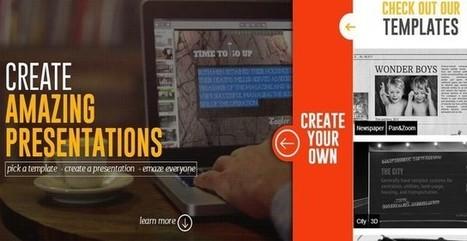 Emaze, crea online y fácilmente todo tipo de presentaciones | ict - tics | Scoop.it