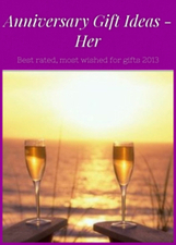 Anniversary Gift Ideas - Her: Best rated, most wished for gifts 2013 | Anniversary Gift Ideas - Her | Scoop.it