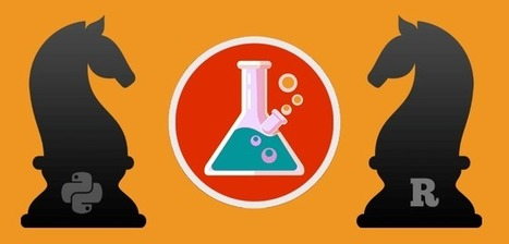 The War on Data Science: Python versus R | Packt | Predictive Analytics | Scoop.it
