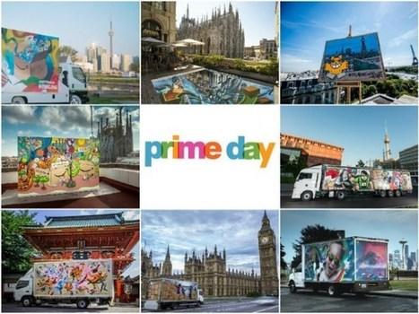 Amazon festeggia i 20 anni con il Prime Day   Social Media Consultant 2012   Scoop.it