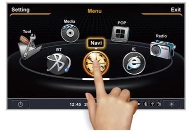 "Autoradio DVD GPS Mazda CX-5 SD 3G, écran tactile 7"", WIFI, Bluetooth,TV DVB-T, Ipod,TNT, Iphone | Poste Radio << Autoradio GPS << Autoradio pas cher | Scoop.it"