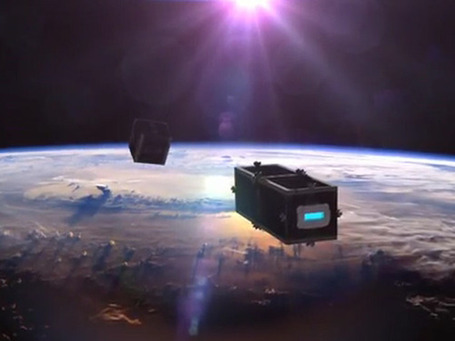 Switzerland Plans To Build A 'Janitor Satellite' To Clean Up Space | The Blog's Revue by OlivierSC | Scoop.it