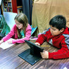 Storytelling with iPads