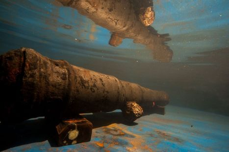 Underwater Archaeologists Dig Deep for Iconic Privateer's Lost Fleet | Maritime News | Maritime Executive Magazine | HeritageDaily Archaeology News | Scoop.it