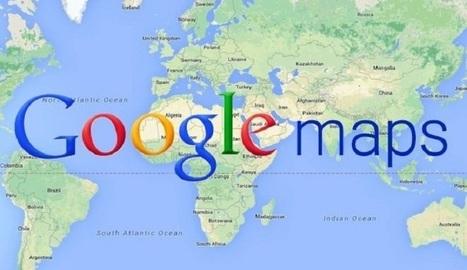 5 Tutoriales de google maps para profesores y estudiantes   Programes, aparells, manuals,...   Scoop.it