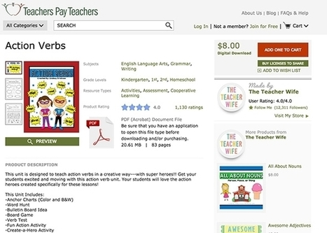 This Marketplace for Teachers to Sell Their Lesson Plans Is Thriving. Thank the Common Core. | The Brain and Learning | Scoop.it