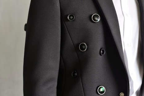Aposematic Jacket | Design, gadgets, photography + everything else | Scoop.it