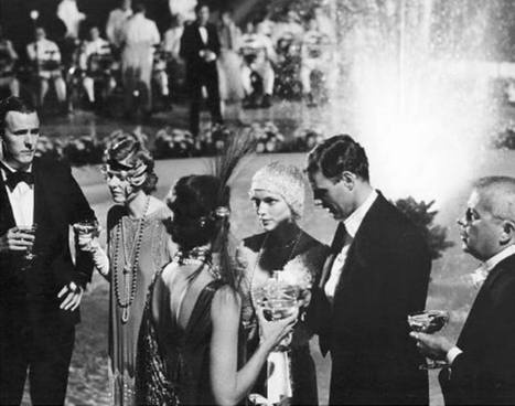 The Great Gatsby: influencing fashion | Fashion In 1920s | Scoop.it