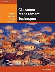 "ELT Experiences: November Book Review: ""Classroom Management Techniques"" by Jim Scrivener 