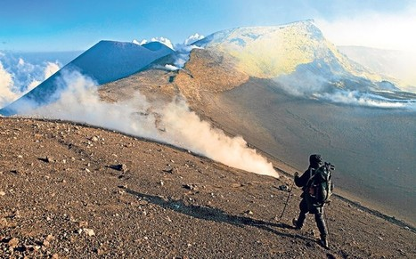 Italian volcano tour: some like it hot - Telegraph | Italia Mia | Scoop.it