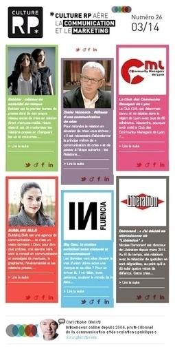 Culture RP » Réussir sa stratégie de marketing de contenu et de référencement | e-volution des marques et de leur communication | Scoop.it