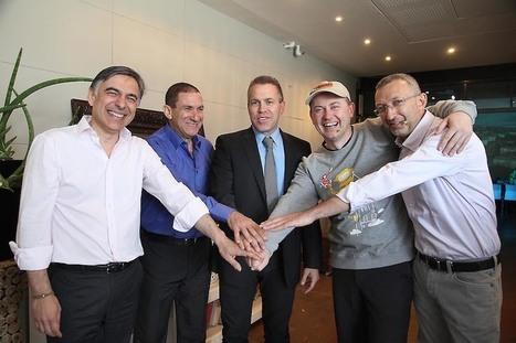 Israel gets 'revolutionary' fast fiber optic net   Jewish Education Around the World   Scoop.it