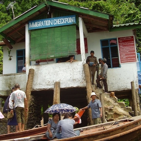 In and out in a day: The longboat to Myanmar | TravelingBackpacking | Scoop.it