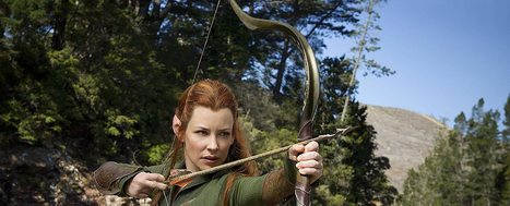 Why do the Elves in The Hobbit sound Welsh? | Celts | Scoop.it