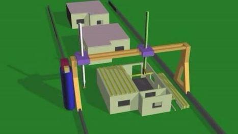 Impression 3D: quel avenir pour le secteur immobilier?   Insolite   Scoop.it