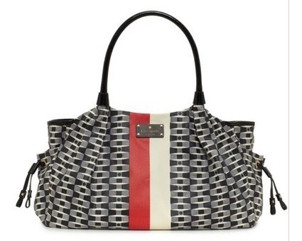 Ultra-fashionable nylon stevie baby grey bag are hot sale with kate spade promo code. | Best of the best designer diaper bags | Scoop.it