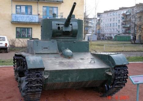 T-26 Staraya – WalkAround   History Around the Net   Scoop.it