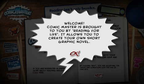 Comic Master | Publishing and Presenting Ideas | Scoop.it