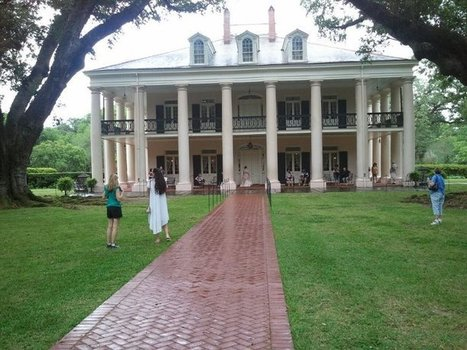 Northampton Paranormal Investigations   Oak Alley Plantation: Things to see!   Scoop.it